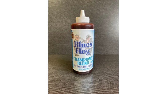 "Sauce barbecue ""Champions' blend"" (Blues hog) 680 g."